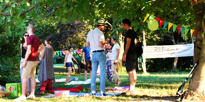 August 2017@Healthy Snacks for social picnic