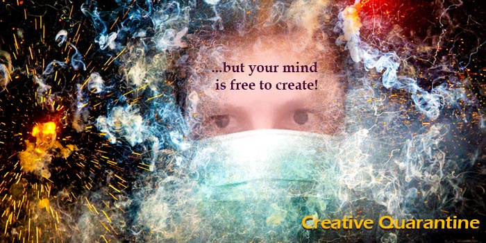 Creative Quarantine (CovInspired)